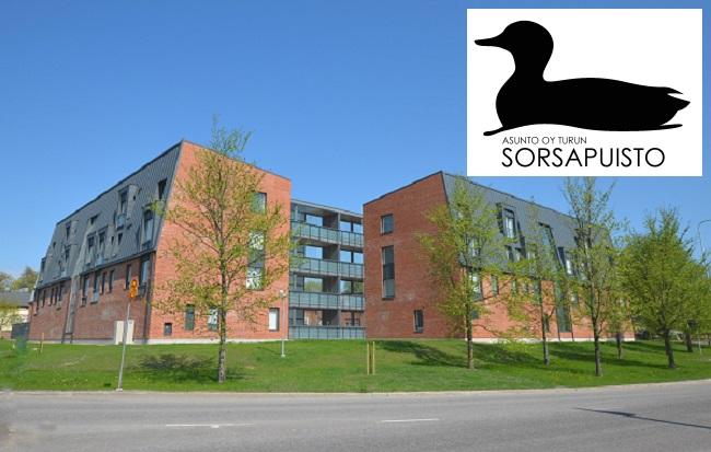 Turku, Raunistula –  Sorsapuistossa laadukkaita uutta vastaavia koteja keskustan tuntumassa