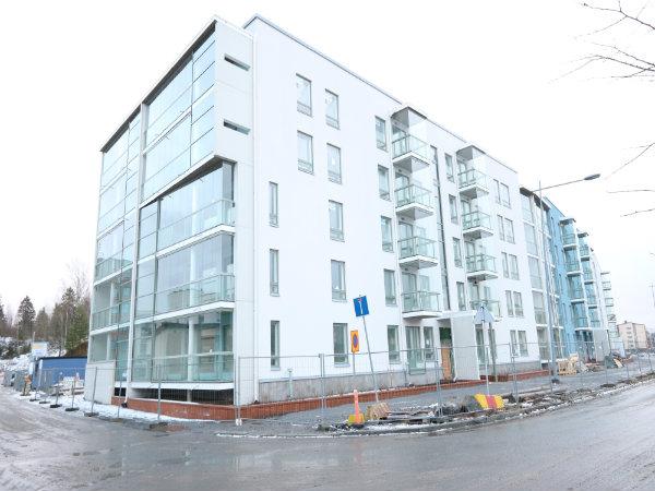 Tampere, Härmälänranta - Laadukkaita koteja rakenteilla Pyhäjärven rannalle! - Suomen Laatuasunnot